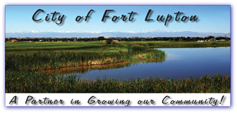 City of Ft.Lupton, CO website