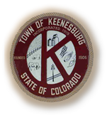 Town of Keenesburg Seal
